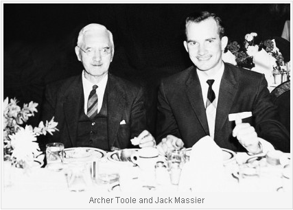 Archer Toole and Jack Massier