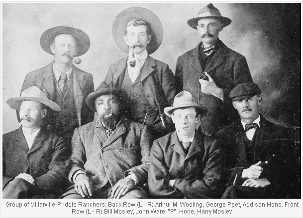 Group of Millarville-Priddis Ranchers