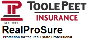 toole peet insurance realprosure - protection for the real estate professional