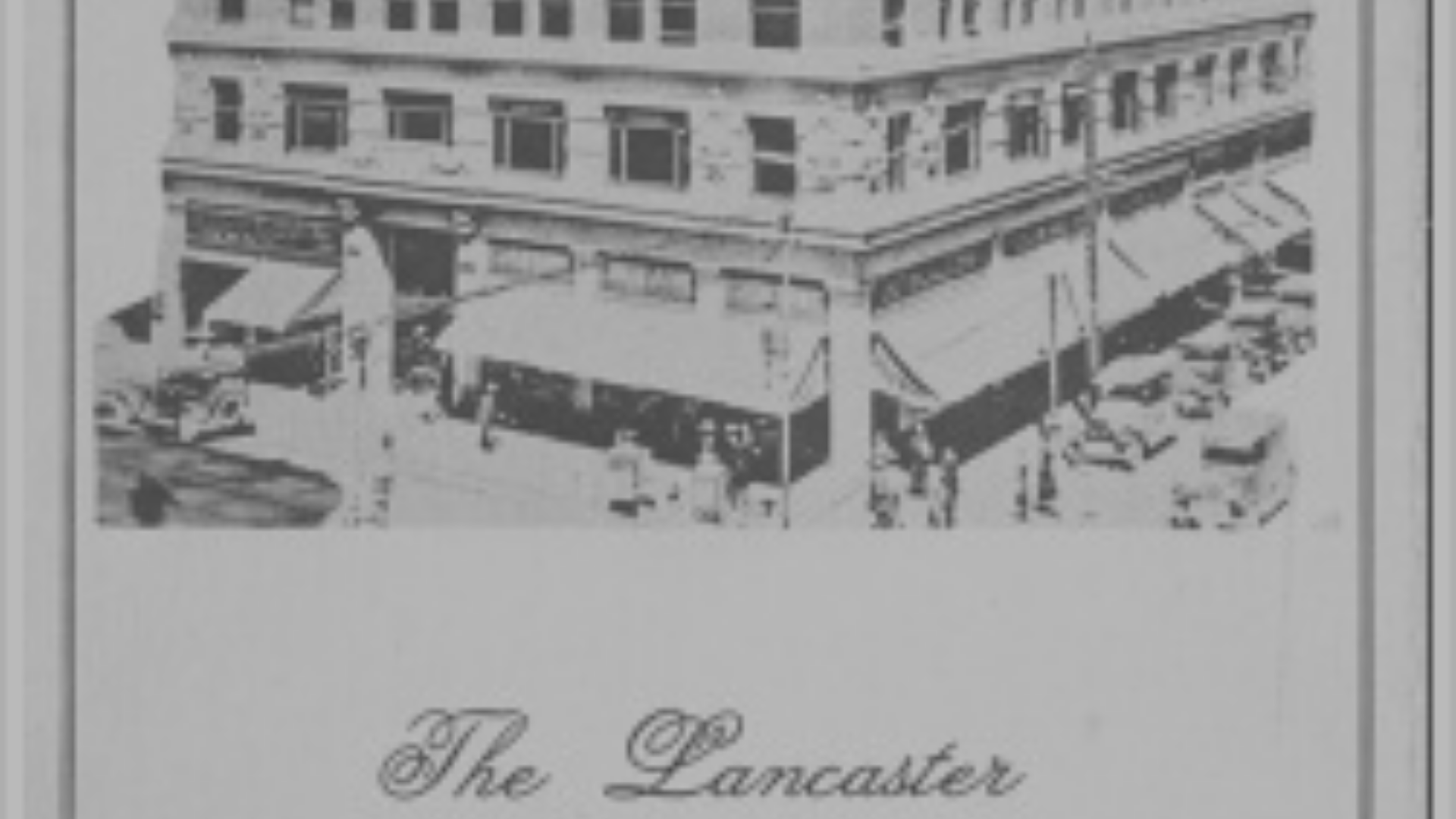 The Lancaster Building