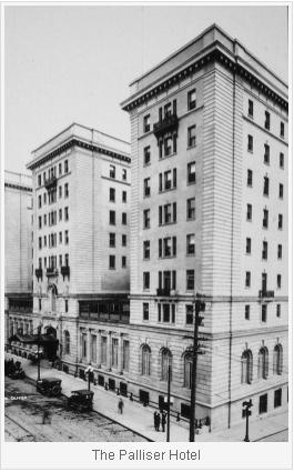The Palliser Hotel