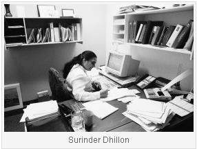 Surinder Dhillon