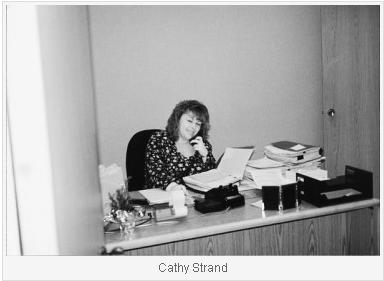 Cathy Strand