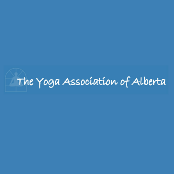 Yoga Association of Alberta Logo