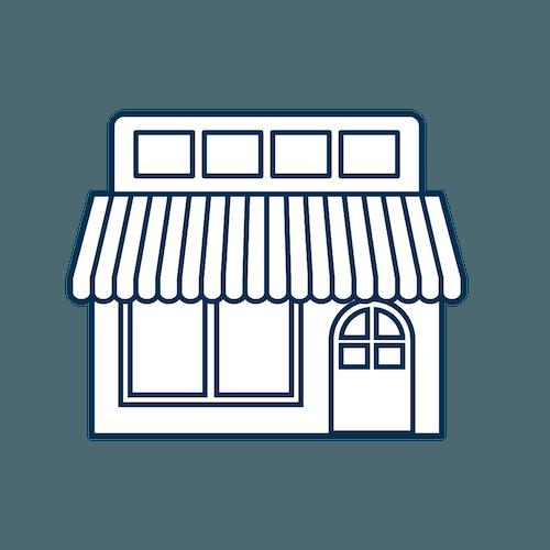 white store icon