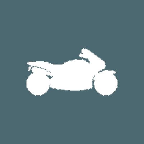 White motor cycle icon