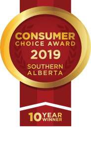 Consumers Choice 10 Years in a row