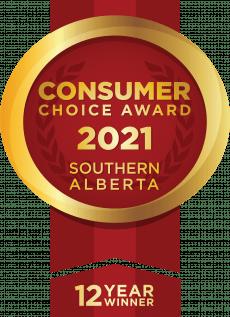 12 Year Consumers Choice Award